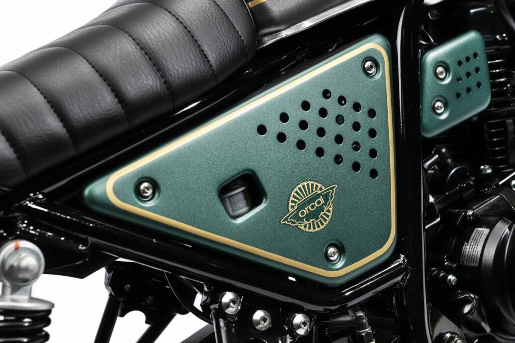 Orcal NK01 Mat Green