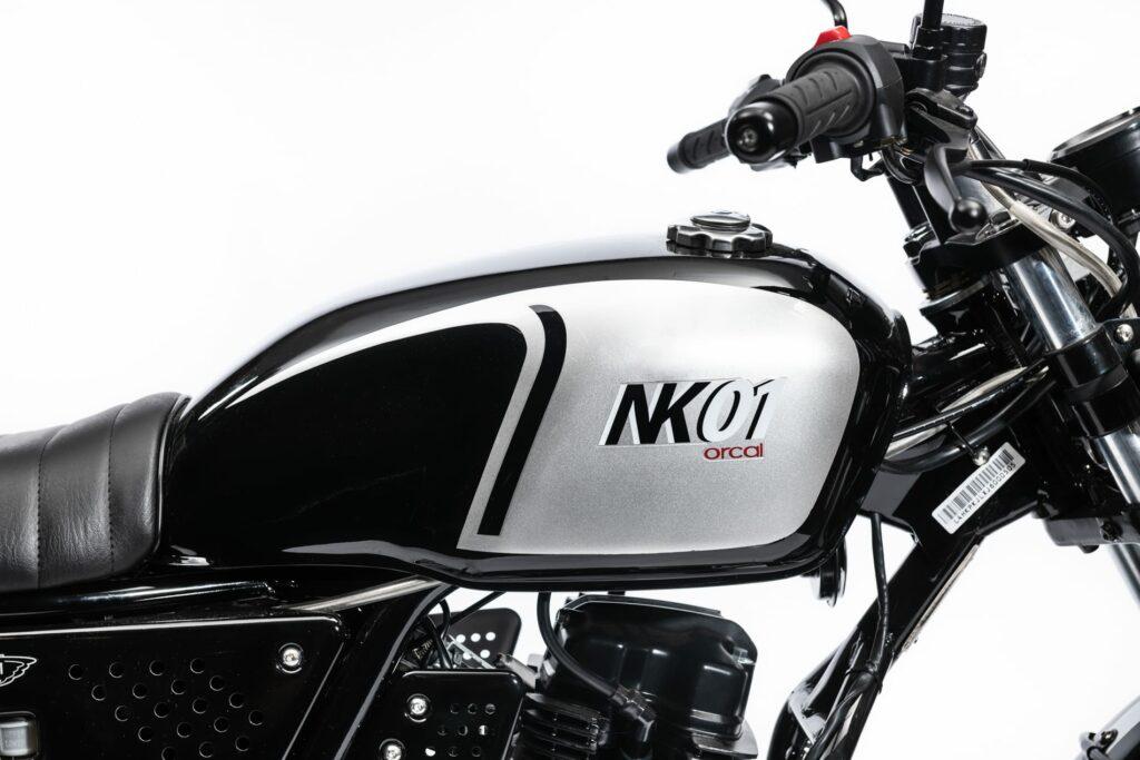 Orcal NK01 Zwart