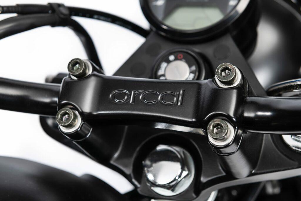 Orcal NK01 Mat Black